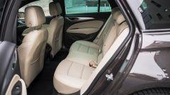 Opel Insignia 2.0 CDTI Ultimate: divano posteriore