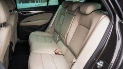 Opel Insignia 2.0 CDTI Ultimate: il divano posteriore