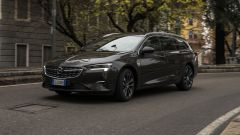Opel Insignia Sports Tourer 2.0 CDTI AT8 Ultimate: la prova