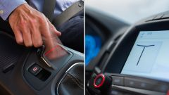 Opel Insignia 2014, touchpad a bordo - Immagine: 1