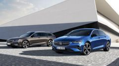 Opel Insignia 2020: Grand Sport (berlina) e Sports Tourer (station wagon)
