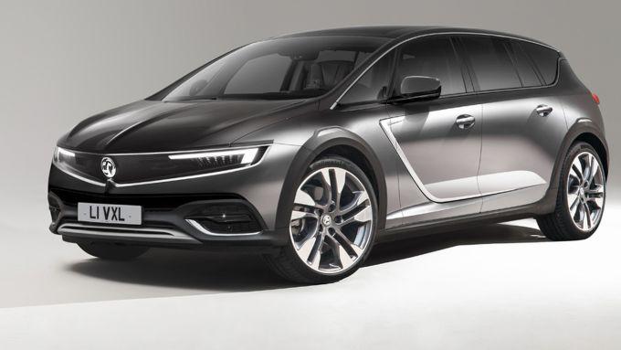 Opel Insignia 2022, svolta in ottica crossover
