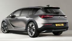 Opel Insignia, dal 2022 in carrozzeria crossover?
