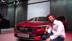 Opel Insignia Sports Tourer ​e Grand Sport: in video dal Salone di Ginevra 2017 - Immagine: 1