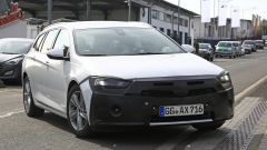 Opel Insignia Sports Tourer, le foto spia del facelift 2019 - Immagine: 6