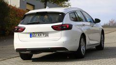 Opel Insignia Sports Tourer, le foto spia del facelift 2019 - Immagine: 16