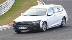Opel Insignia Sports Tourer, le foto spia del facelift 2019 - Immagine: 3