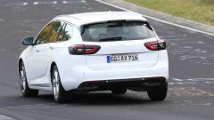 Opel Insignia Sports Tourer, le foto spia del facelift 2019 - Immagine: 14
