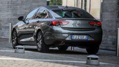 Opel Insignia Grand Sport: è lunga 4,90 metri