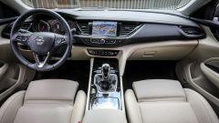 Opel Insignia Grand Sport: gli interni sono dell'allestimento Innovation