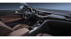 Opel Insignia Grand Sport, gli interni