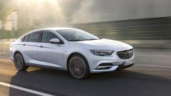 Opel Insignia Grand Sport, il bagagliaio garantisce un minimo di 490 litri di volume di carico