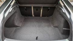 Opel Insignia Grand Sport: il bagagliaio passa da 490 e 1.450 litri