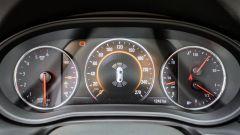 Opel Insignia Grand Sport: la strumentazione è digitale e analogica