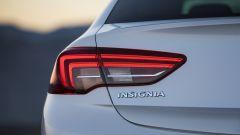 Opel Insignia Grand Sport, le luci di coda