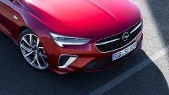 Opel Insignia GSI 2020, dettaglio del frontale