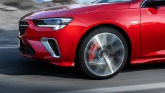 Opel Insignia GSI 2020, i freni sono Brembo