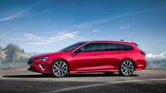 Opel Insignia GSI 2020, vista laterale