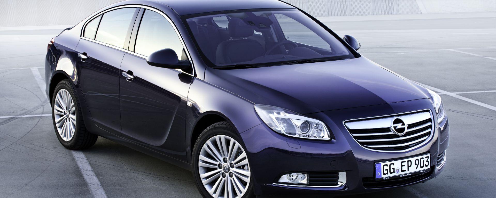 Opel Insignia my 2012