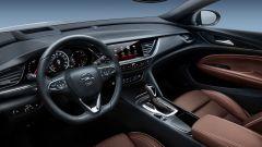 Opel Insignia Sports Tourer: gli interni