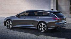 Opel Insignia Sports Tourer, la fiancata
