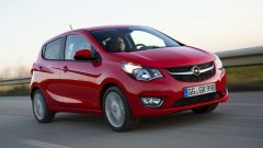 Opel Karl - Immagine: 10
