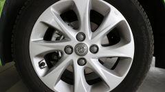 Opel Karl: i cerchi