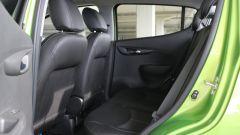 Opel Karl: i sedili posteriori