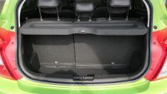 Opel Karl: il bagagliaio