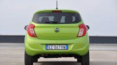 Opel Karl il posteriore