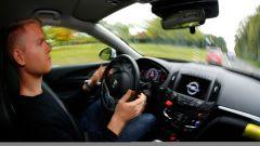 Opel lavora a tutto campo per la sicurezza - Immagine: 6