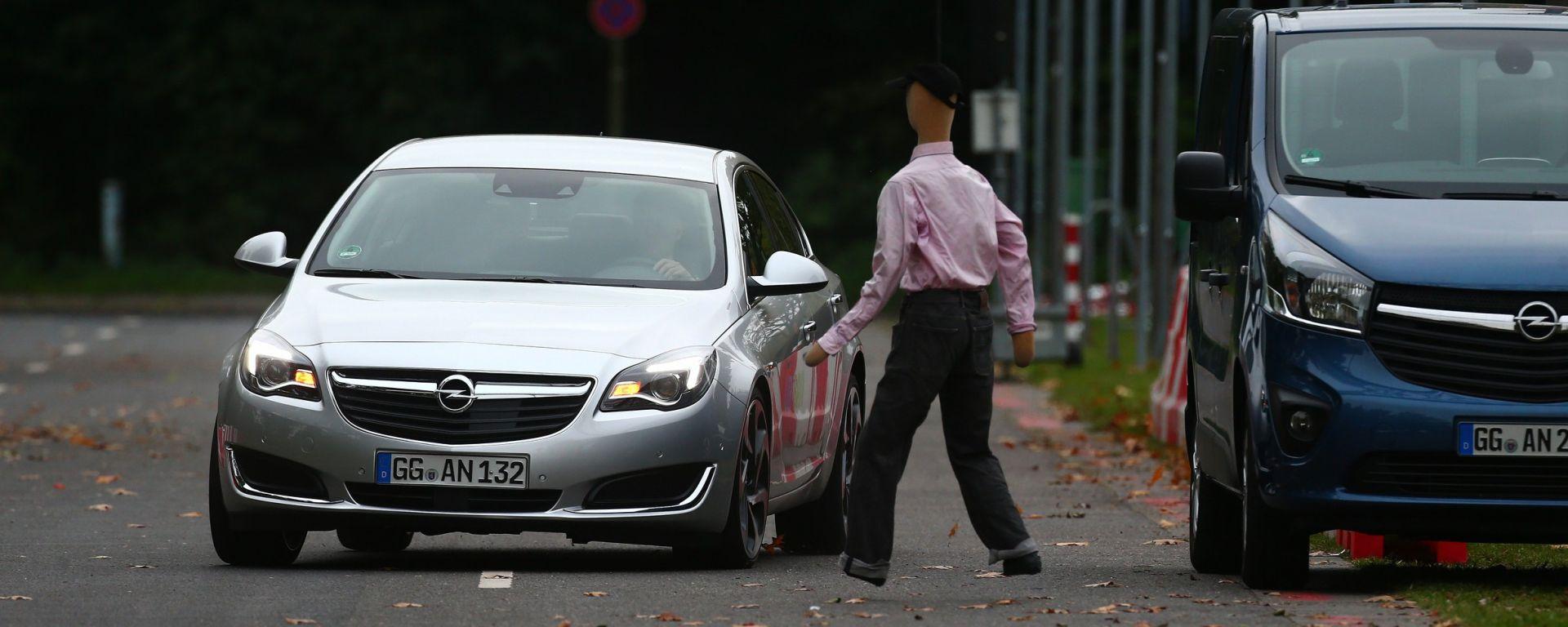 Opel lavora a tutto campo per la sicurezza
