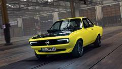 Opel Manta GSe: autonomia di circa 200 km
