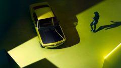 Opel Manta GSe ElektroMOD: la storica coupé diventa EV