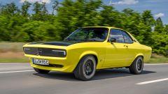 Opel Manta GSe full-electric: ritorna la coupé del Fulmine