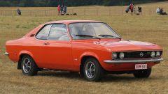 Opel Manta GSe: l'auto originale (Wikipedia)