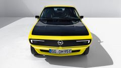 Opel Manta GSe: visuale frontale