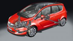 Opel Meriva 2014 - Immagine: 57