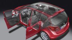 Opel Meriva Turbodiesel - Immagine: 104