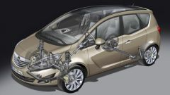 Opel Meriva Turbodiesel - Immagine: 103