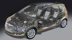 Opel Meriva Turbodiesel - Immagine: 102