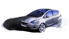 Opel Meriva Turbodiesel - Immagine: 101