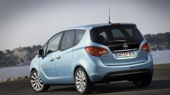 Opel Meriva Turbodiesel - Immagine: 33