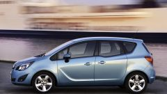 Opel Meriva Turbodiesel - Immagine: 42