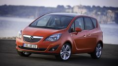 Opel Meriva Turbodiesel - Immagine: 58