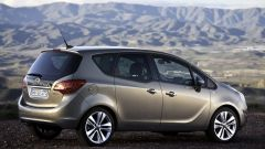 Opel Meriva Turbodiesel - Immagine: 53