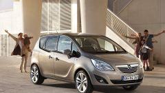 Opel Meriva Turbodiesel - Immagine: 49