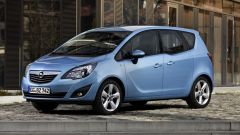 Opel Meriva Turbodiesel - Immagine: 4