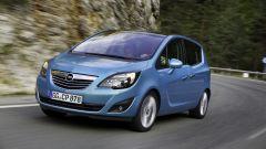 Opel Meriva Turbodiesel - Immagine: 3