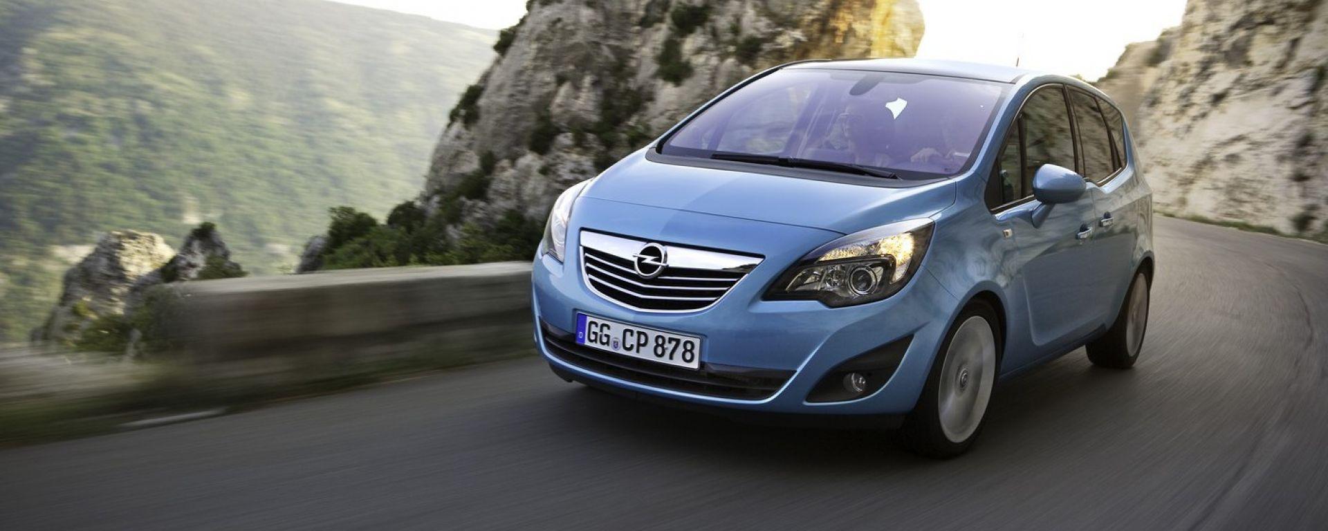 Opel Meriva Turbodiesel